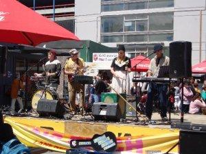Asphalt Brothers Skiffle Band