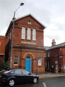 British Schools Building