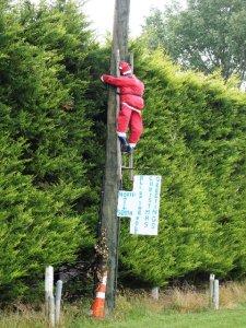 Claus the Climber
