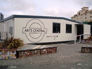 Arts Central in Peterborough Street