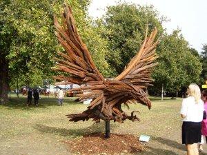 Haast Eagle by Jack Marsden-Mayer