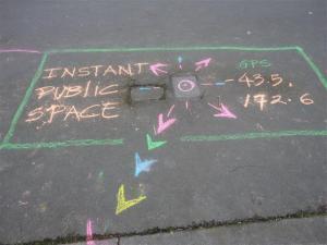 Instant public space