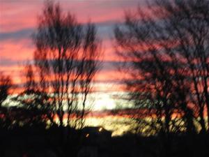 Sunset 4 July