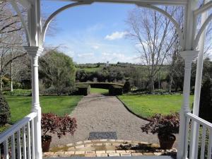 View from the West Door