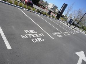 Special car parks