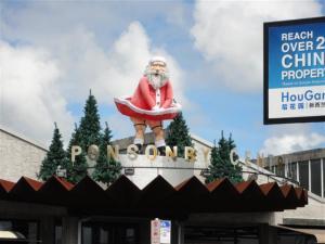 Santa Marilyn