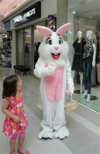 Easter Bunny at South City Mall