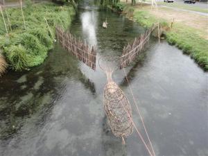 Hinaki (Eel trap)