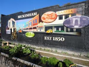 Beckenham History Mural