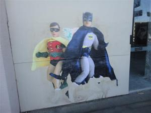 Robin & Batman @ Couplands (Small)