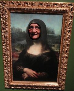 Mona Lisa - Me