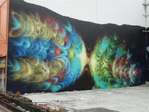 New Brighton mural