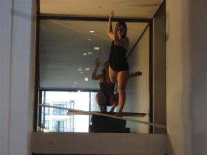 Balancing performers
