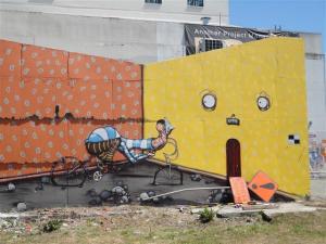 Seuss-type mural (Small)