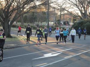 Runners @ 8.30am