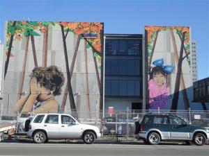 Wongi Wilson Mural  (Small)
