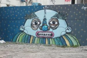 Hereford Street Mural