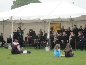 Papanui High School Jazz Band