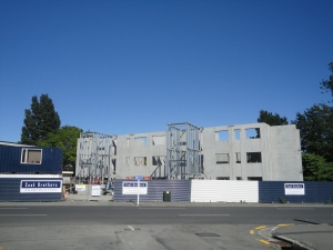 Riverview Flats Rebuild