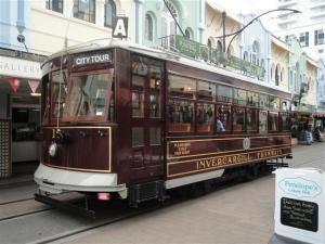 Birney no. 15 tram